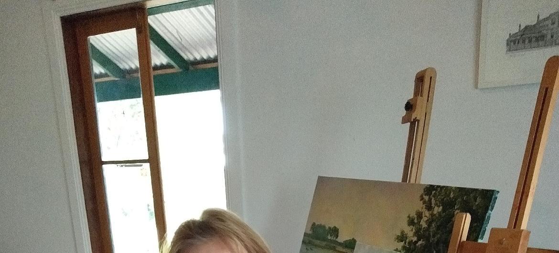 Community Service studies at TAFE NSWinspires artist to write new children's book