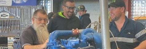 Keeping itlocal -TAFE NSW Dubbo celebrates 20 years of putting heavy vehicle mechanics in the driving seat