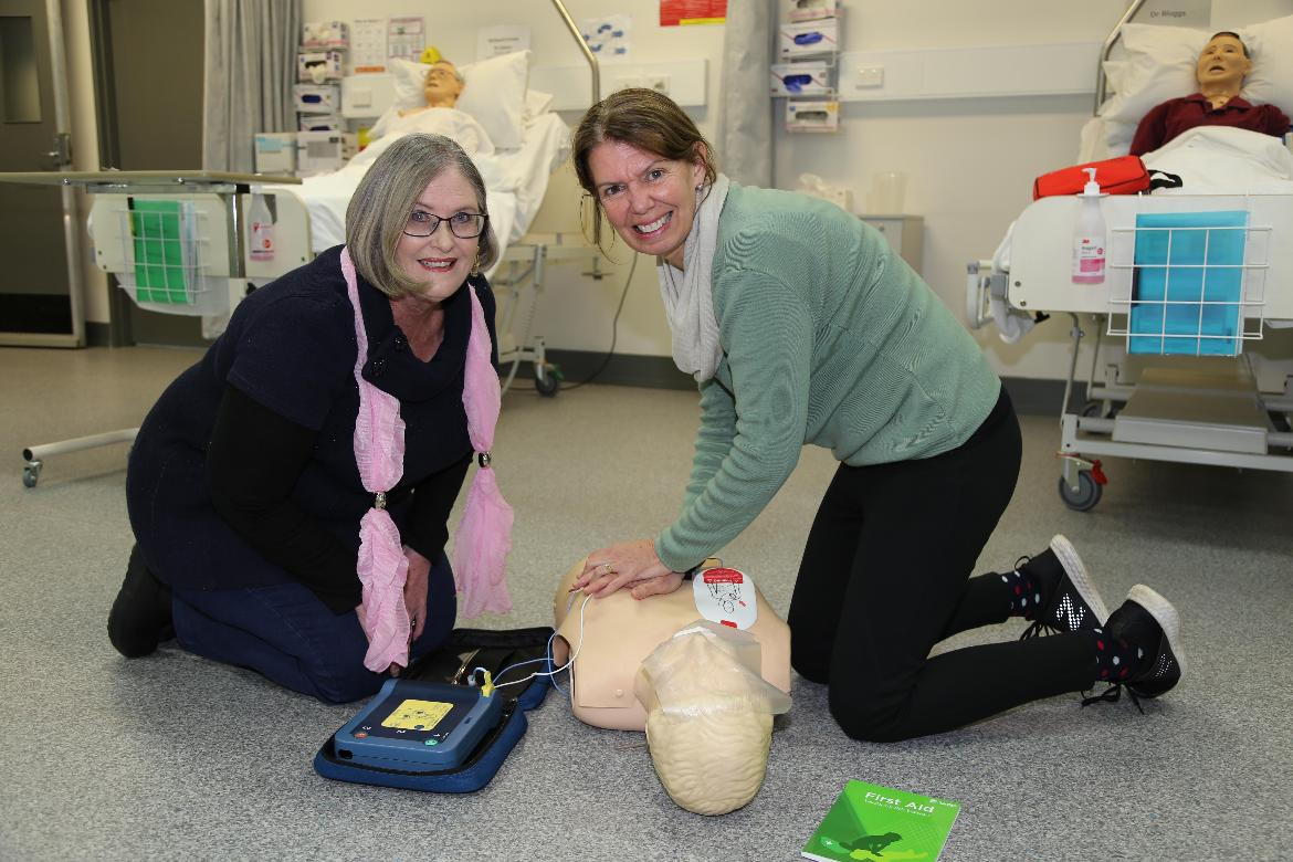 Zero to hero: TAFE NSW offers a first aid lifeline to Armidale locals