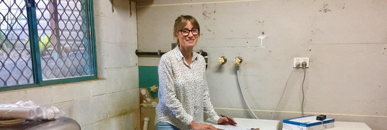 Creativity transcends hairdressing to building design for TAFE Digital graduate