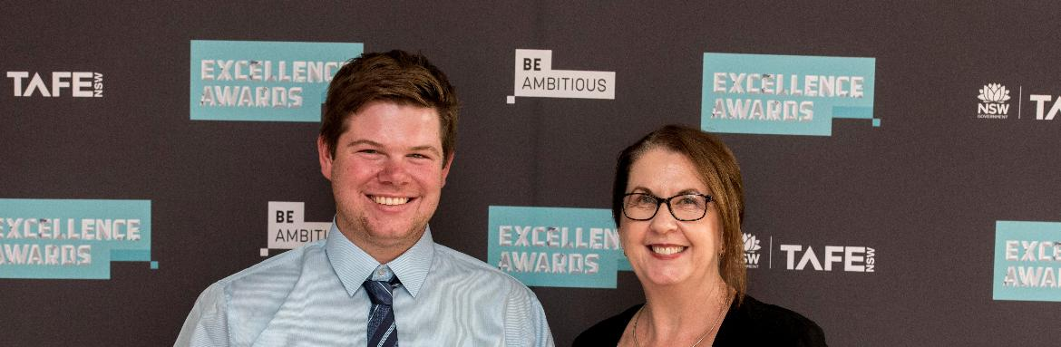 TAFE NSW helps Luke turn his passion into a profession