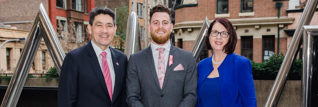 TAFE NSW students dominate NSW Training Awards: Geoff Lee