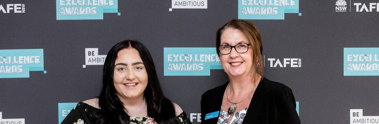 Class Act: Queanbeyan's Nicole Smith claims top gong at prestigious TAFE NSW awards