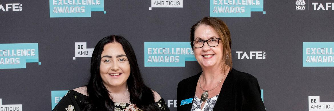 class act: Queanbeyan's Nicole Smith claims top gong at prestigious TAFE NSW awards