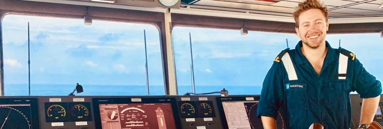 Barker Maritime Scholarship beckons as job opportunities grow