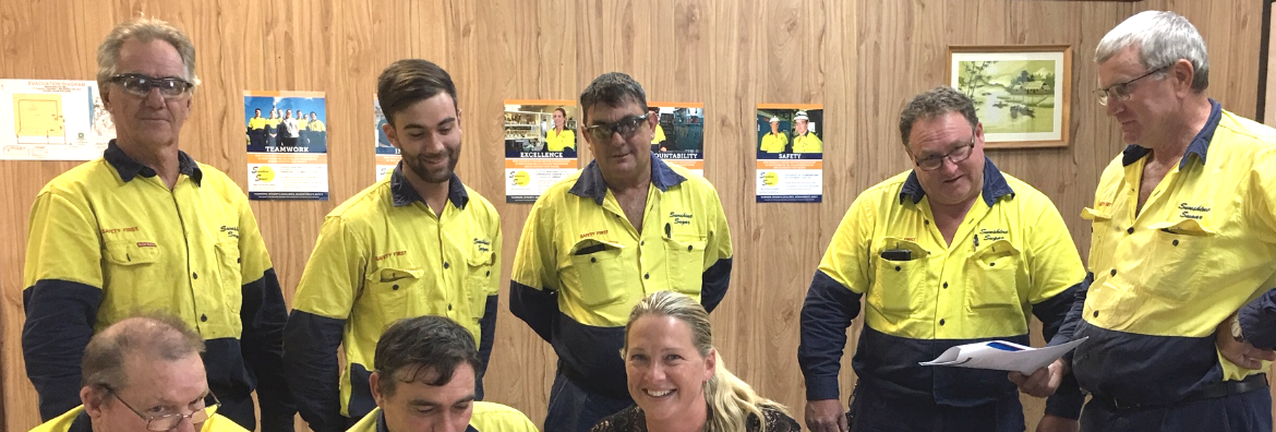 Training hits sweet spot for large NSW North Coast employer