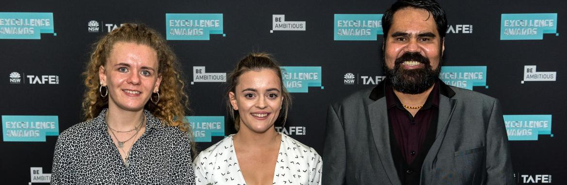 Inner West students top TAFE NSW awards