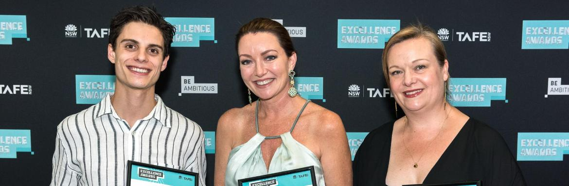 Northern Beaches students top TAFE NSW awards