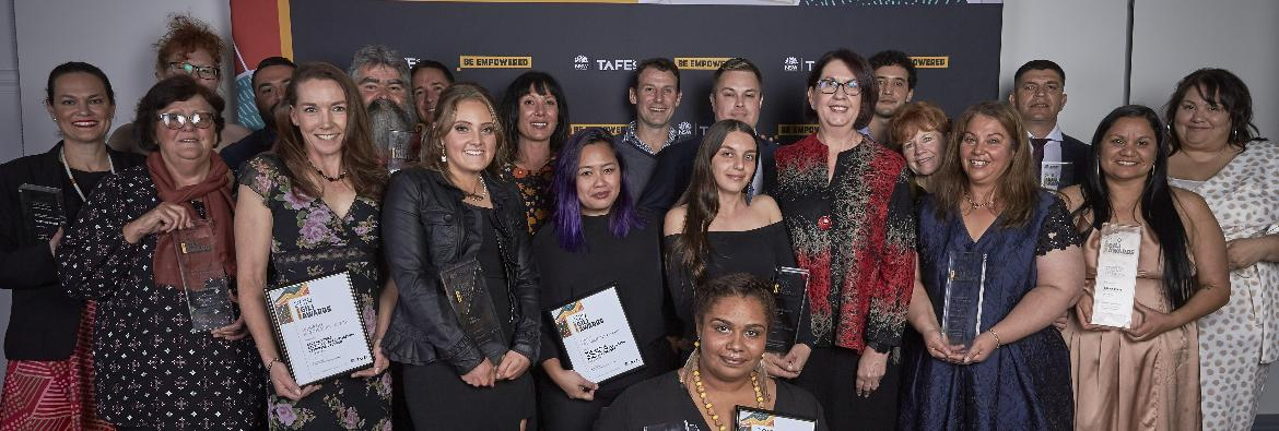 TAFE NSW Gili Awards shineslight on excellence in Aboriginal education and training