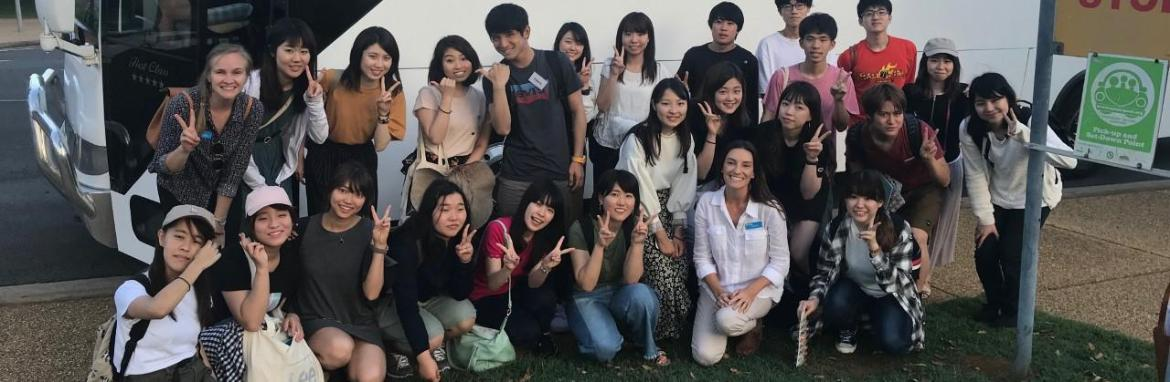 TAFE NSW Kingscliff welcomes Japanese students