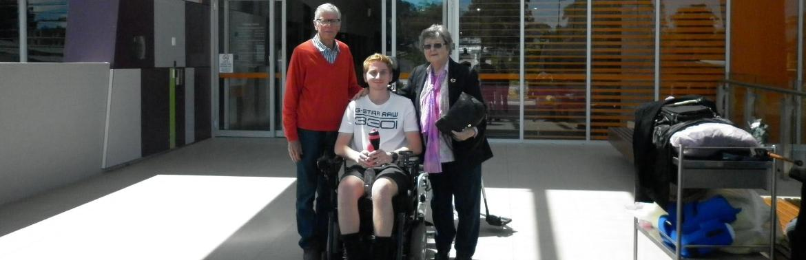 TAFE NSW student's brain injury inspires a new career