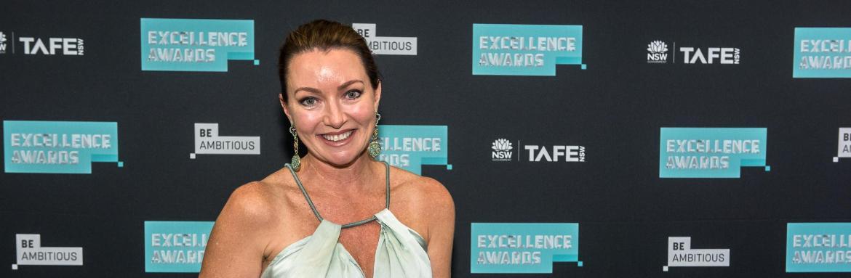 ValeskaDominguez praised at prestigious TAFE NSW awards