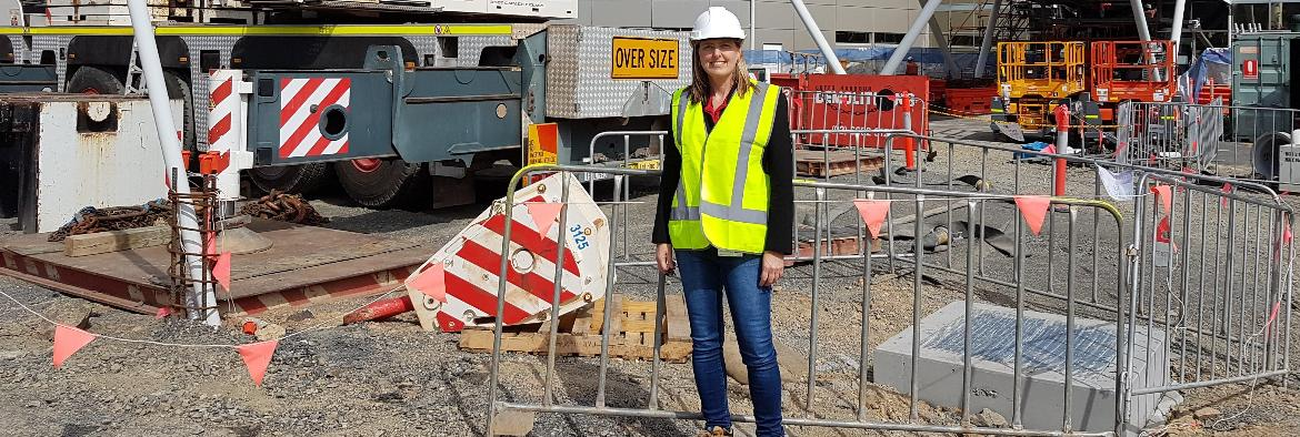 TAFE Digital graduate geared at staying on top of multi-million dollar Coffs Harbour and Macksville Hospital developments