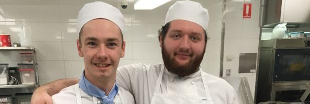 TAFE NSW students training for slice of golden pie