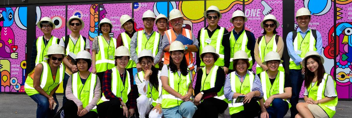 Teaching the teachers: Chinese visitors learn about best practice training at TAFE NSW