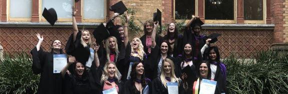 Newcastle's TAFE NSW higher ed graduates win big