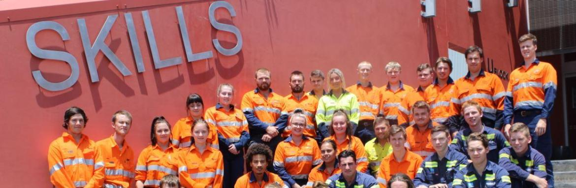 New apprentices build career skills with TAFE NSW mining skills program