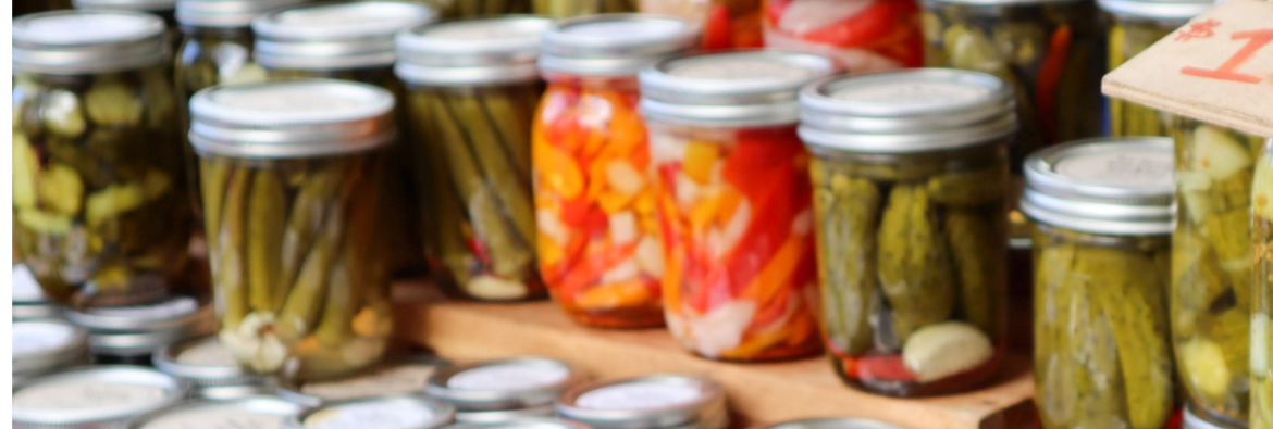 IN A PICKLE: Sara reveals chef secrets to mastering the art of preservation