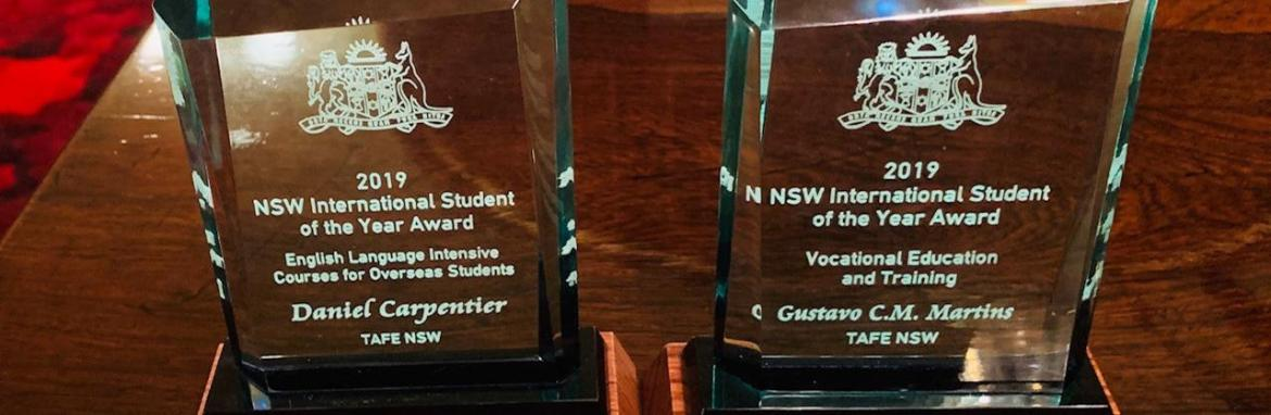 Success for TAFE NSW at International Students Awards