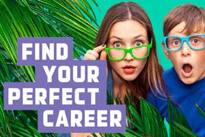 Take a swipe at your perfect career