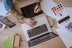 Finding freedom as a freelance designer