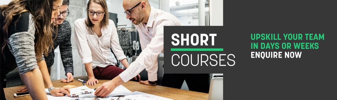 Short courses for your team.