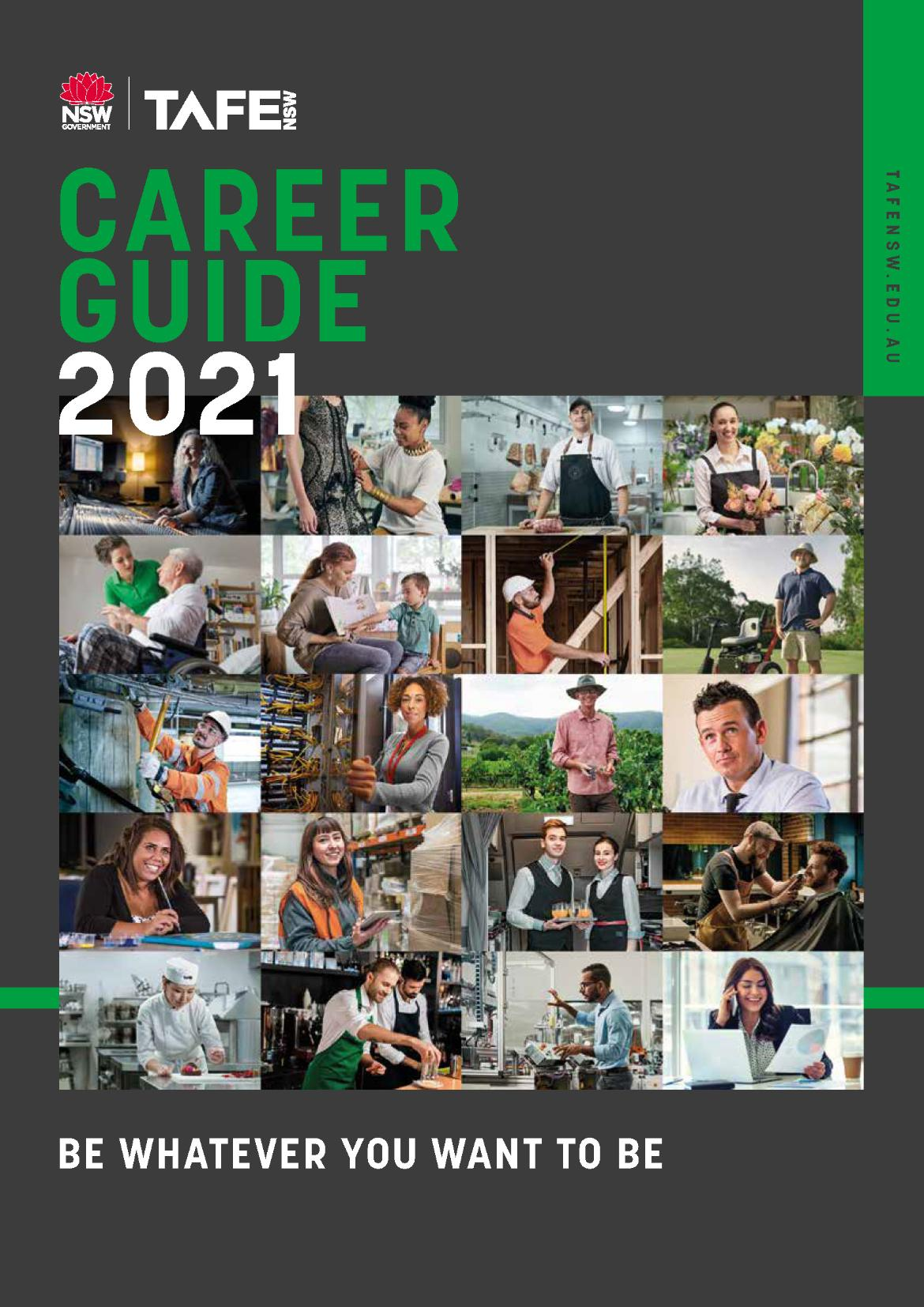 2020 Career Guide - Cover