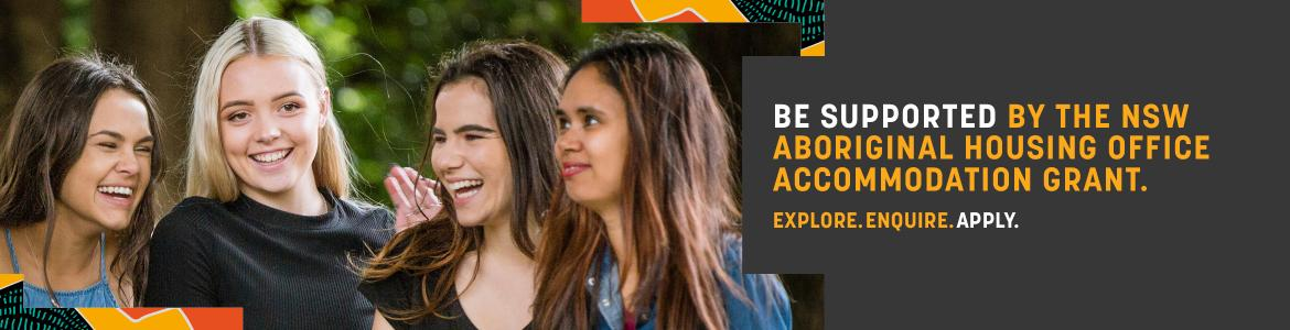 NSW Aboriginal Housing Office Accommodation Grant