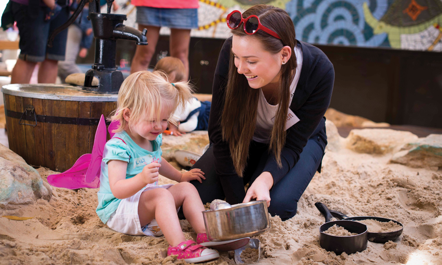 Bachelor Of Early Childhood Education And Care Birth5 Tafe Nsw
