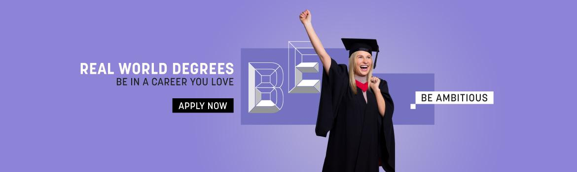 Real World Degrees - Be in a career you love