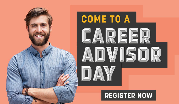 Come to Career Advisor Day