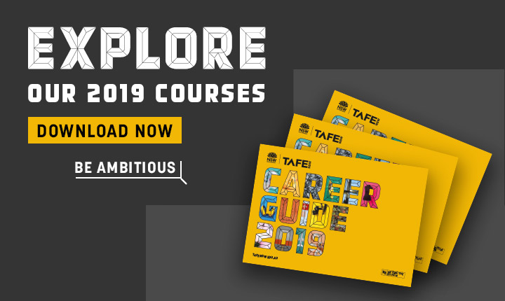 Be Ambitious. Download the interactive 2019 Career Guide and discover which of our 1,200 courses are right for you.