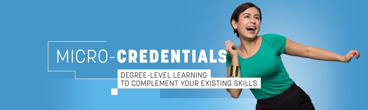 Micro-Credentials Banner