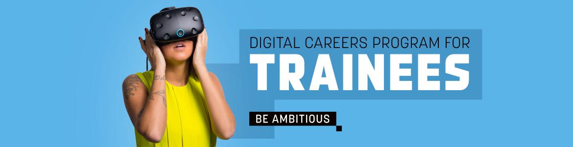 ICT - Digital Careers Trainee Program